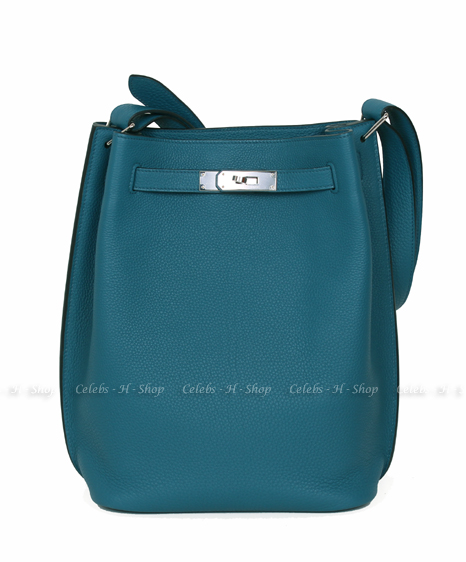 HERMES Blue de Galice Sokelly 22