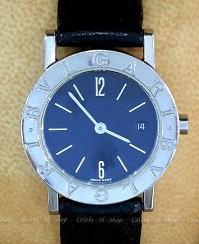 BVLGARI Black BB 26SL Watch