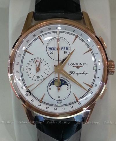 LONGINES L4.792.8.77.2 Watch