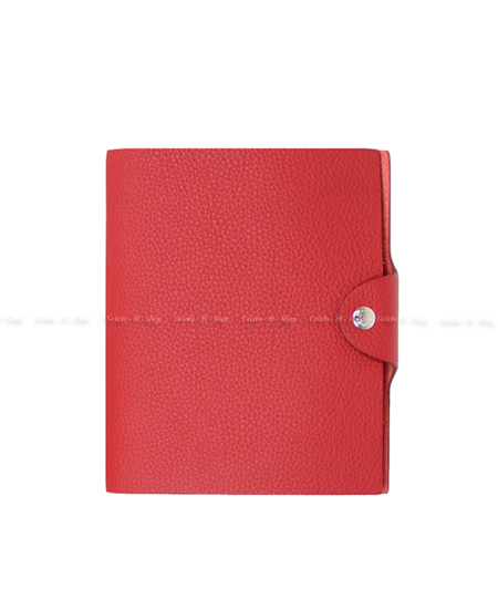 HERMES Rouge Casaque Diary Cover